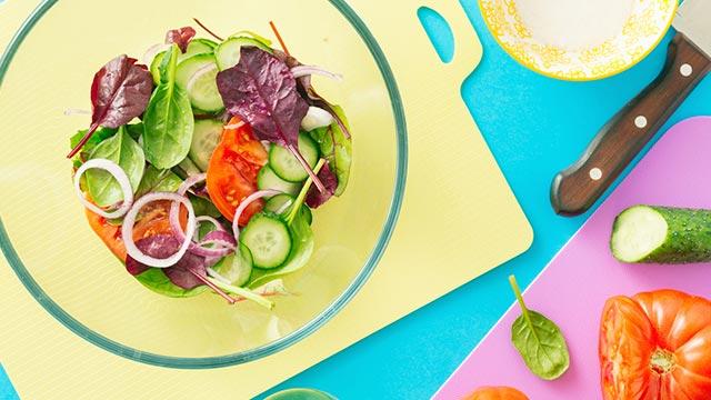 効率よく栄養素を摂取しよう!料理で理想の体を作る方法!