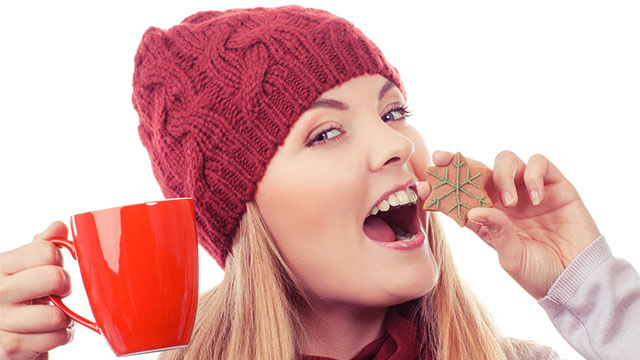 冬になると太ってしまう人の5つのパターン
