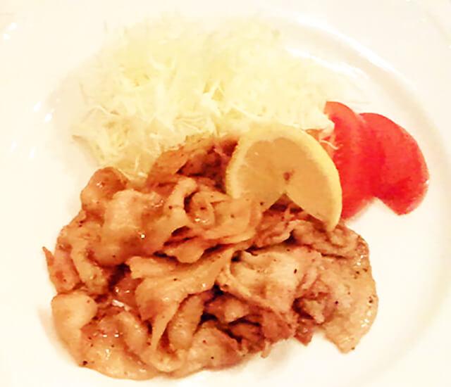オレイン酸の力でコレステロールを抑えよう! 豚バラ肉のカラシ焼き-05