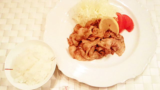 オレイン酸の力でコレステロールを抑えよう! 豚バラ肉のカラシ焼き