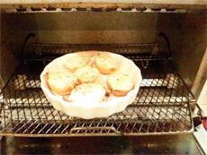 ダイエットのためのお弁当「トマトとペコロスのグリル」-04