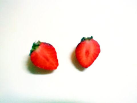 """""""痩せ弁当""""&クエン酸が脂肪燃焼力をUP「キウィとハートのイチゴ」-02"""