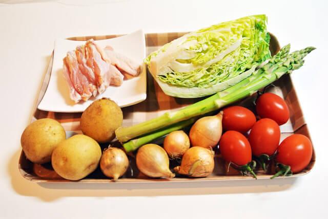 トマトとコロコロ野菜のコラーゲンスープの簡単レシピ-02