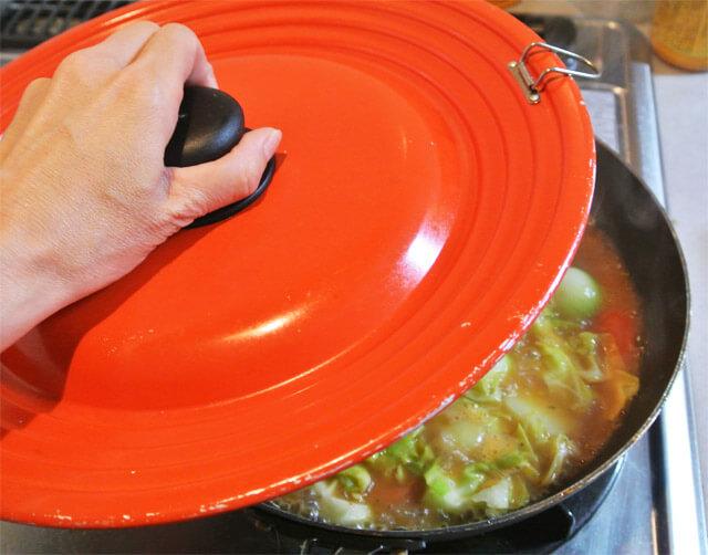 トマトとコロコロ野菜のコラーゲンスープの簡単レシピ-15