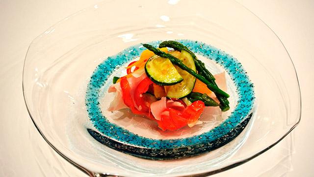 簡単ダイエットレシピ「夏野菜のさっぱりマリネ」