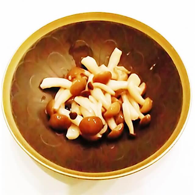 簡単にできるダイエットレシピ「きのこと山芋のさっぱりサラダ」-08