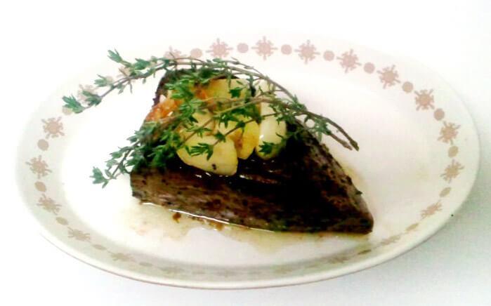 簡単ダイエットレシピ「オーブントースターで作るローストビーフ」-09