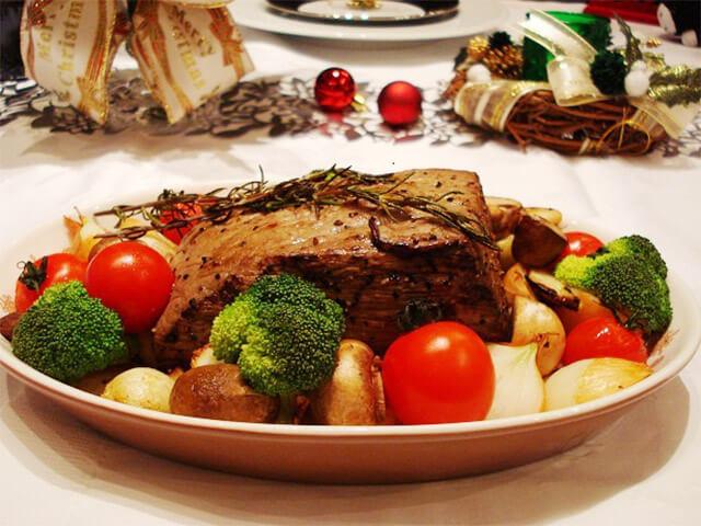 簡単ダイエットレシピ「オーブントースターで作るローストビーフ」-11