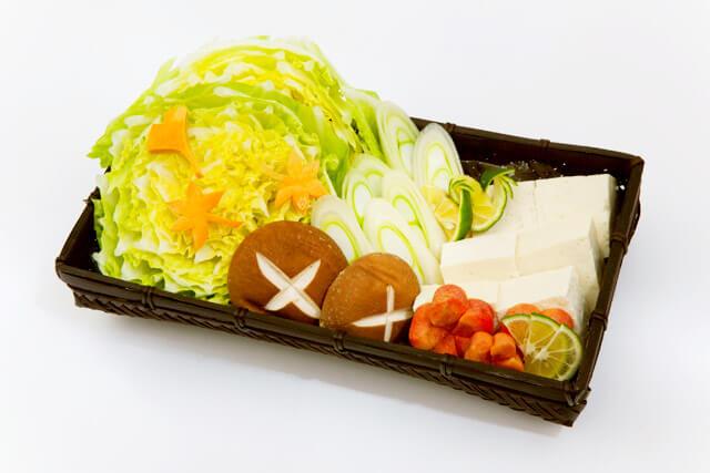 ほうれん草のしゃぶしゃぶコラーゲン鍋【材料編】-01