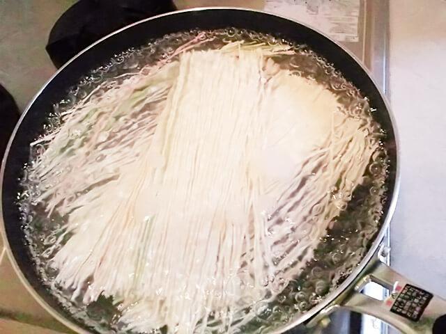 夏バテでも食べられるレシピ「HIYAMUGI de DIET」-06