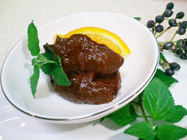 お家で作るローフードのレシピ「酵素たっぷりチョコレートムース」-05