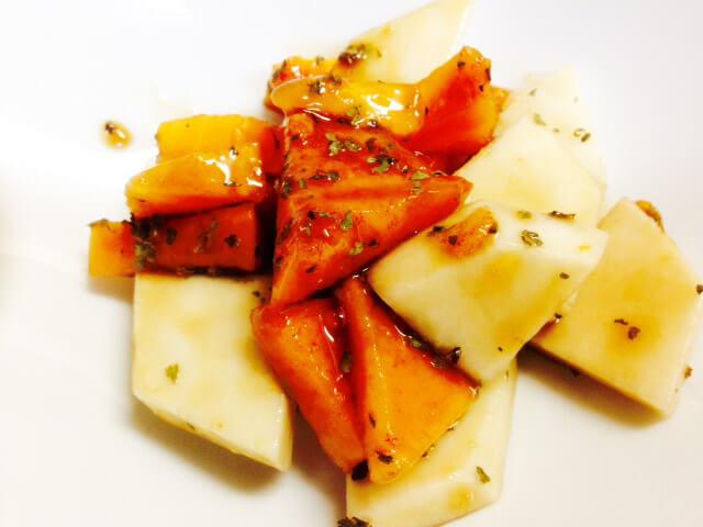 ダイエットに適した果物のサラダとドレッシングレシピ3種-02