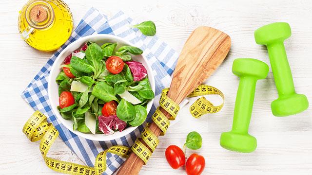 体に負担が少ない食事によるダイエット法