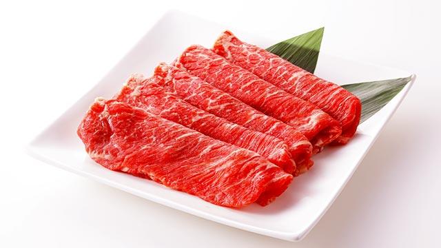 動物性たんぱく質が豊富なダイエット食材「牛肉」
