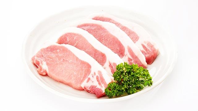 必須アミノ酸がバランスよく含まれる食材「豚肉」