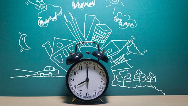 朝型と夜型の違いと朝型へシフトするための方法