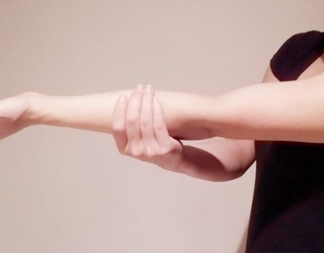 二の腕を痩せるために!簡単にできる二の腕マッサージ!-11