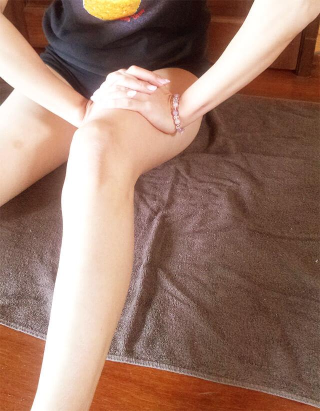 むくみ脚をマッサージする方法【前編】-03