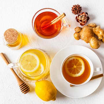 レモンの香りのアロマはストレスによる疲労感などに効果的
