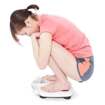 どうして痩せない?ダイエット中に体重が減らない理由④