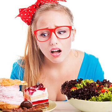食べ物を知る!NGな食べ方太りにくい食べ方