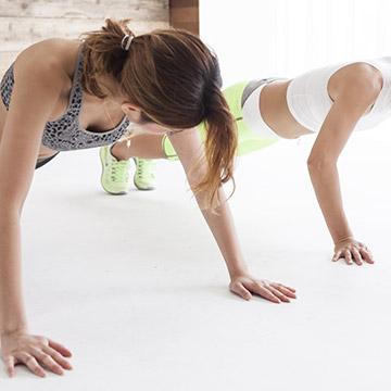 筋肉を鍛えて太りにくい体を作る!筋トレで起こる体の変化