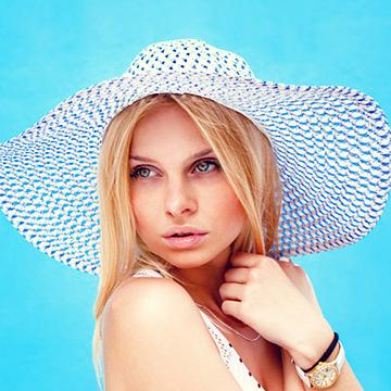 夏の肌のダメージを回復させる方法♪体の内側と外側からのケア♪