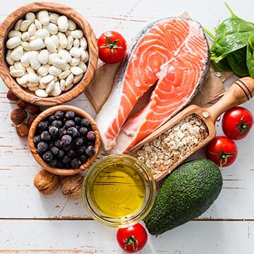 糖尿病・脂質異常症・高血圧と食事の関係