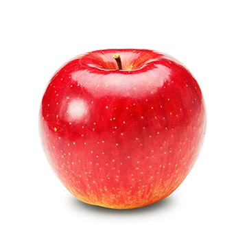 ダイエットにおすすめの果物「りんご」!食物繊維で便秘解消に!