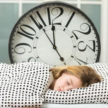 眠るだけで痩せちゃう!?睡眠とダイエットの深い関係