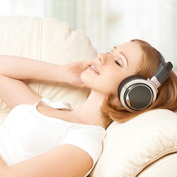 快適な睡眠をとるために!音が睡眠に与える影響