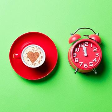 体内時計のメカニズムとその活用法とは