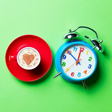 体内時計のメカニズムをダイエットに生かそう