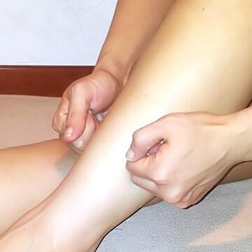 膝上ほっそりマッサージ【前編】