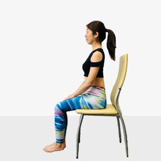 テレワークで運動不足の人にお勧めしたい「腹筋&下腹スッキリ①」