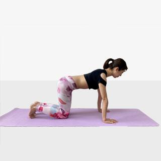 お尻の筋肉を鍛えるトレーニング『美尻トレ究極のサイドヒップメイク』