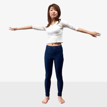 女性らしさ惹き立てる!華奢に見える筋肉の鍛え方②二の腕