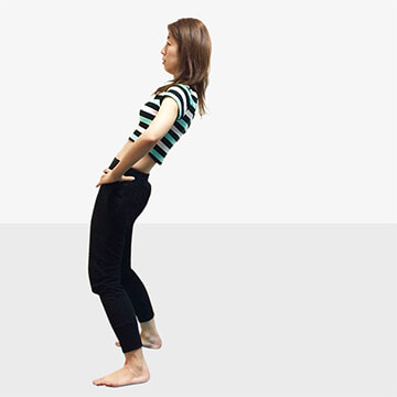 服をワンサイズダウン!全身引き締めエクササイズで効果を実感!