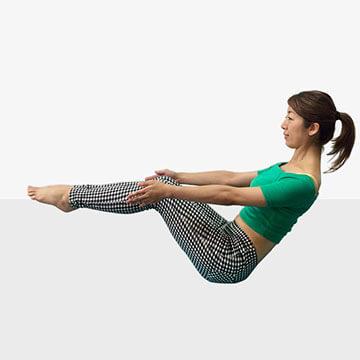 身体が軽くなる♪芯からキレイをつくる体幹トレーニング「初級編」