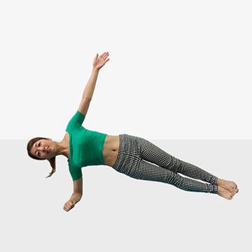 身体が軽くなる♪芯からキレイをつくる体幹トレーニング「中級編」