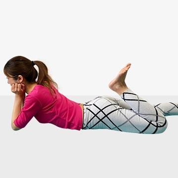 硬いお尻を柔らかくするトレーニング「ふわふわエクササイズ」