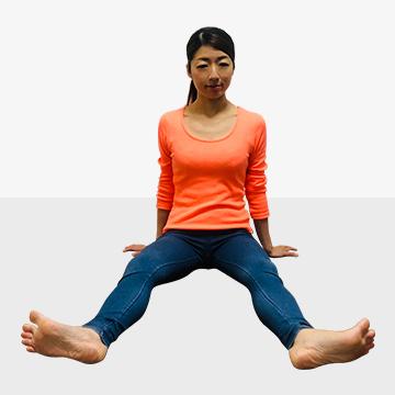 老化は関節から!キュキュッと美脚作り!足首エクササイズ