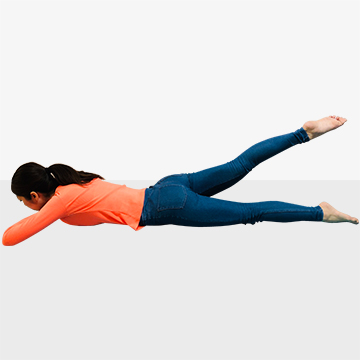 適度についた筋肉が女らしい!美しい裏もも作りエクササイズ