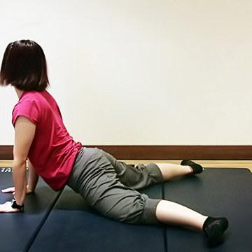 一ヶ月で身体を柔らかくする「開脚ストレッチ」