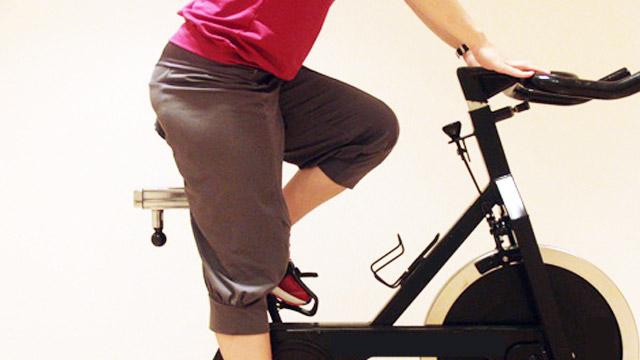 通勤通学中にできる!自転車でお尻のエクササイズ!
