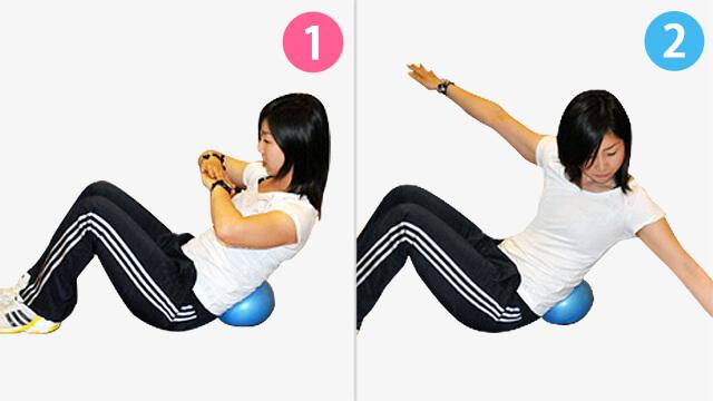 おうちで座ってできる脇腹や腰まわりをすっきりさせるエクササイズ-01