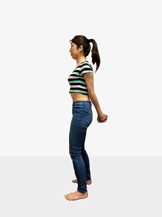 毎日続けられる「背中ゆるめるエクササイズ」姿勢美人を目指そう♡_06
