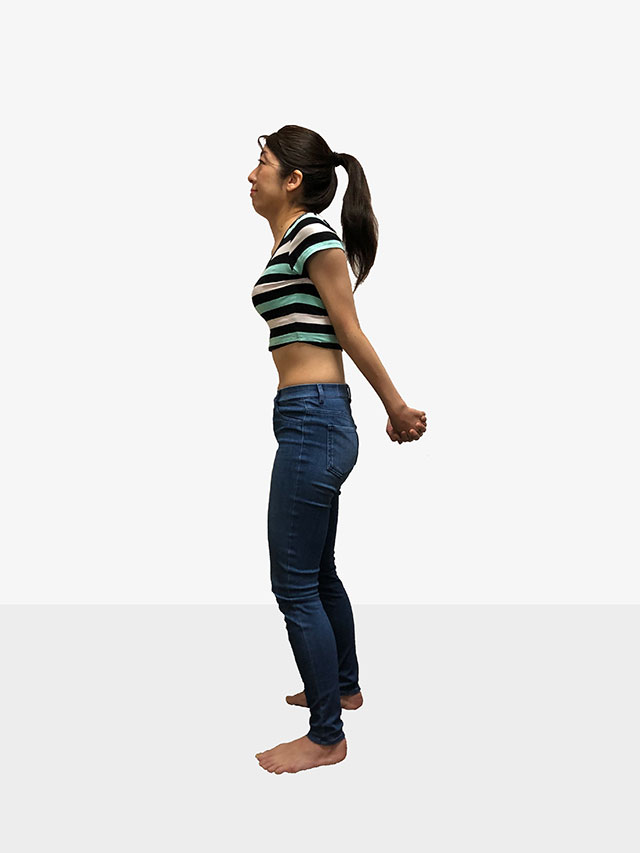 毎日続けられる「背中ゆるめるエクササイズ」姿勢美人を目指そう♡_08