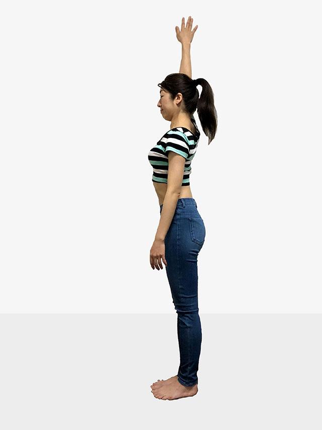 毎日続けられる「壁を使ったエクササイズ」姿勢美人を目指そう♡_05