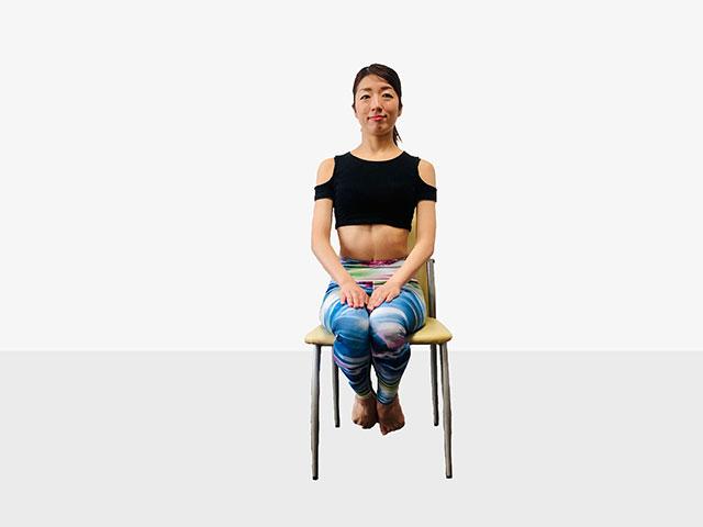 テレワークで運動不足の人にお勧めしたい「腹筋&下腹スッキリ①」_04